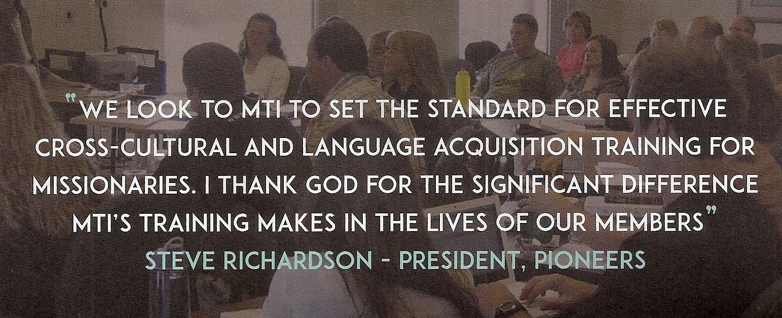 steve richardson testimonial