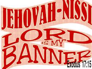 the lord is my banner