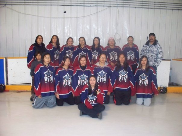 womans hockey 2009