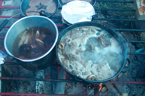 food boiling