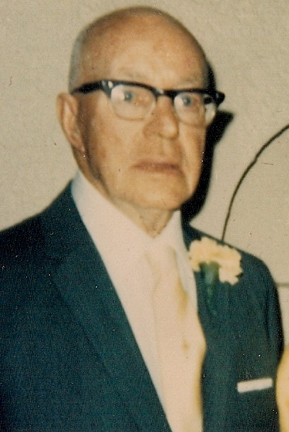 Albert in his eighties-head pic