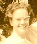 Patsy Mass 1960ish