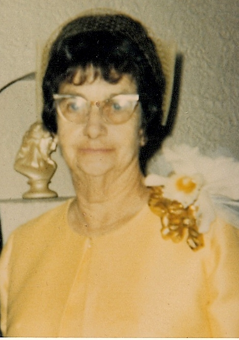Sarah mass in her eighties head pic