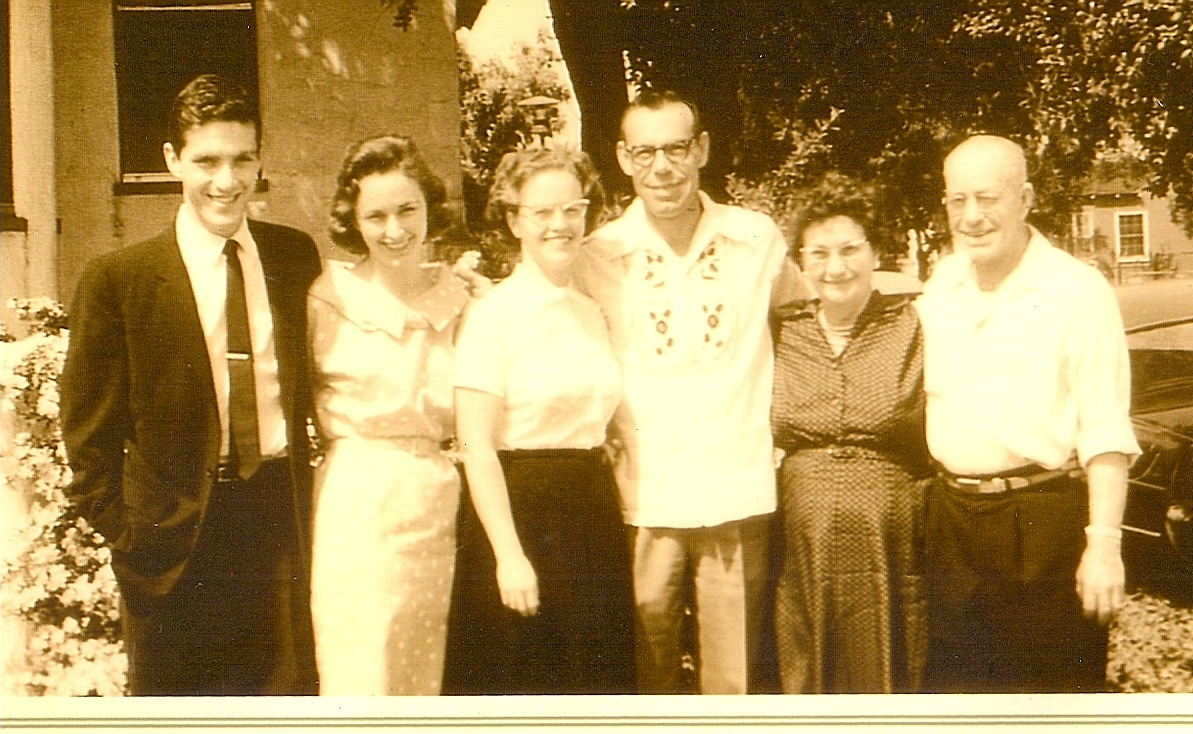 family pic 1960
