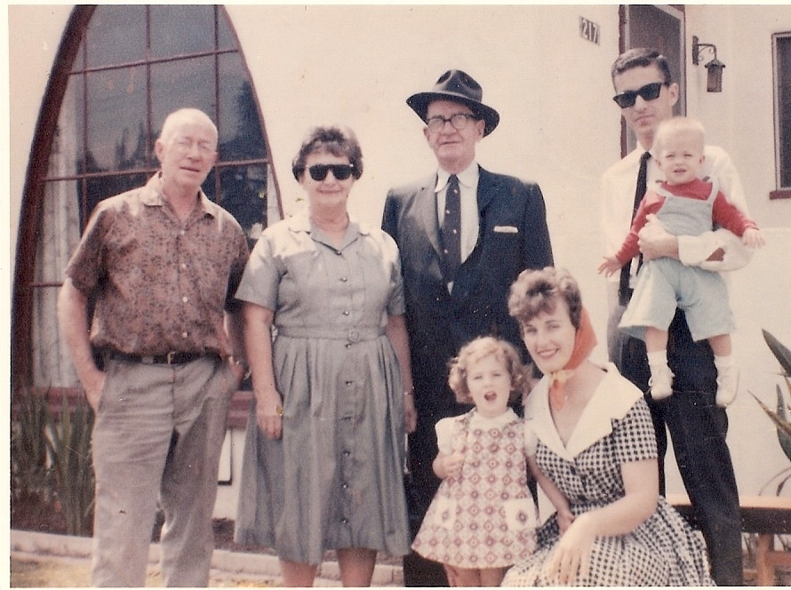 mass and nugent families 1963