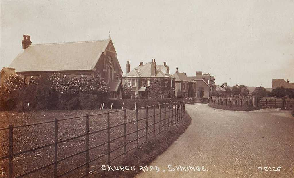old pic of lyminge