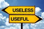 useless useful