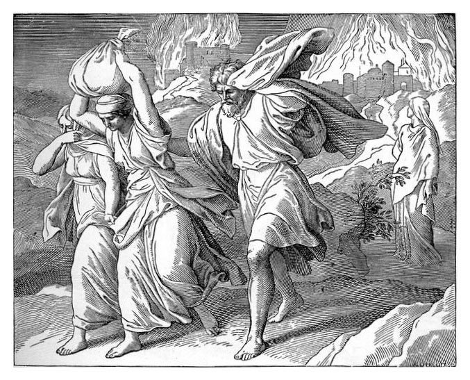 sodom and gomorrah. bible stories