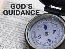 Gods guidance