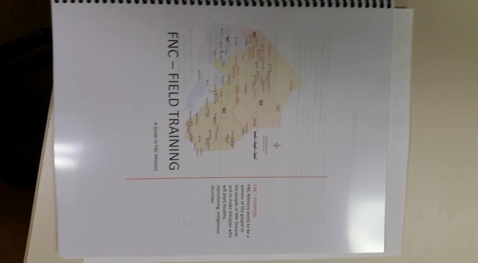 canada room training manual
