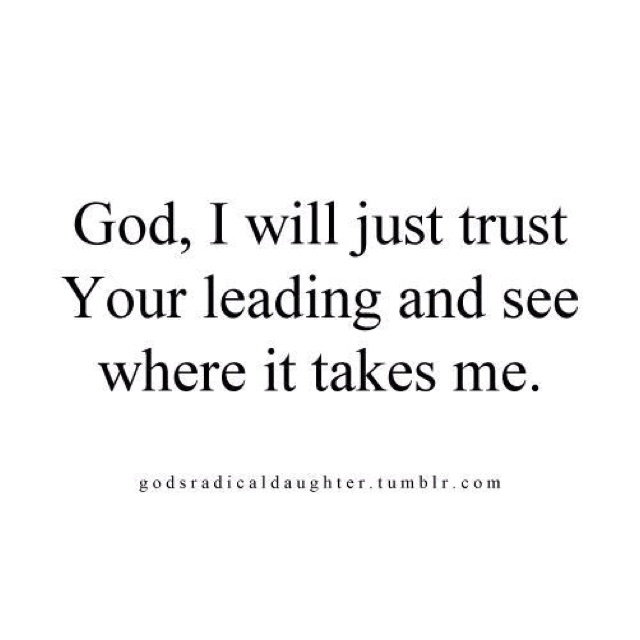 gods leading