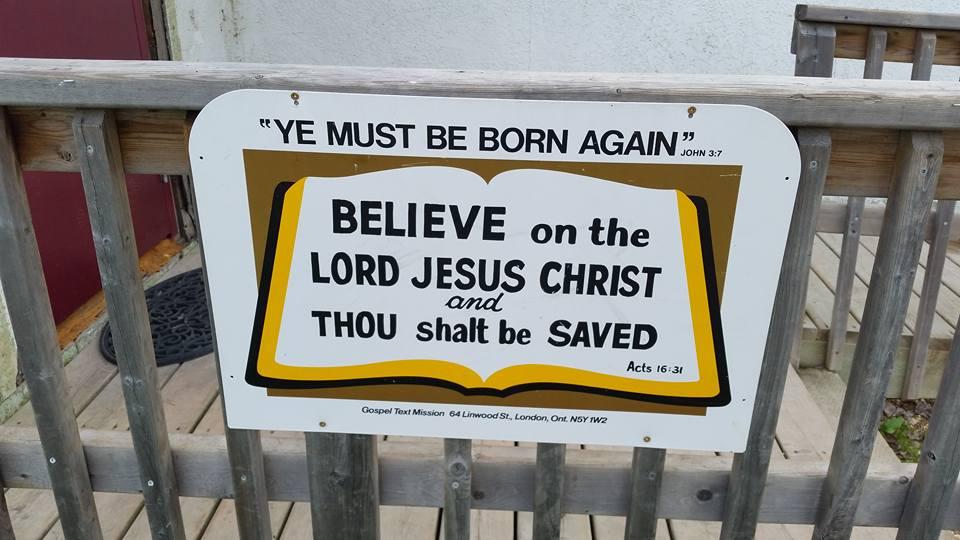 riverside church sign