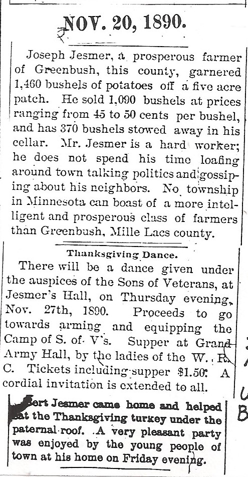 greenbush-nov-1890