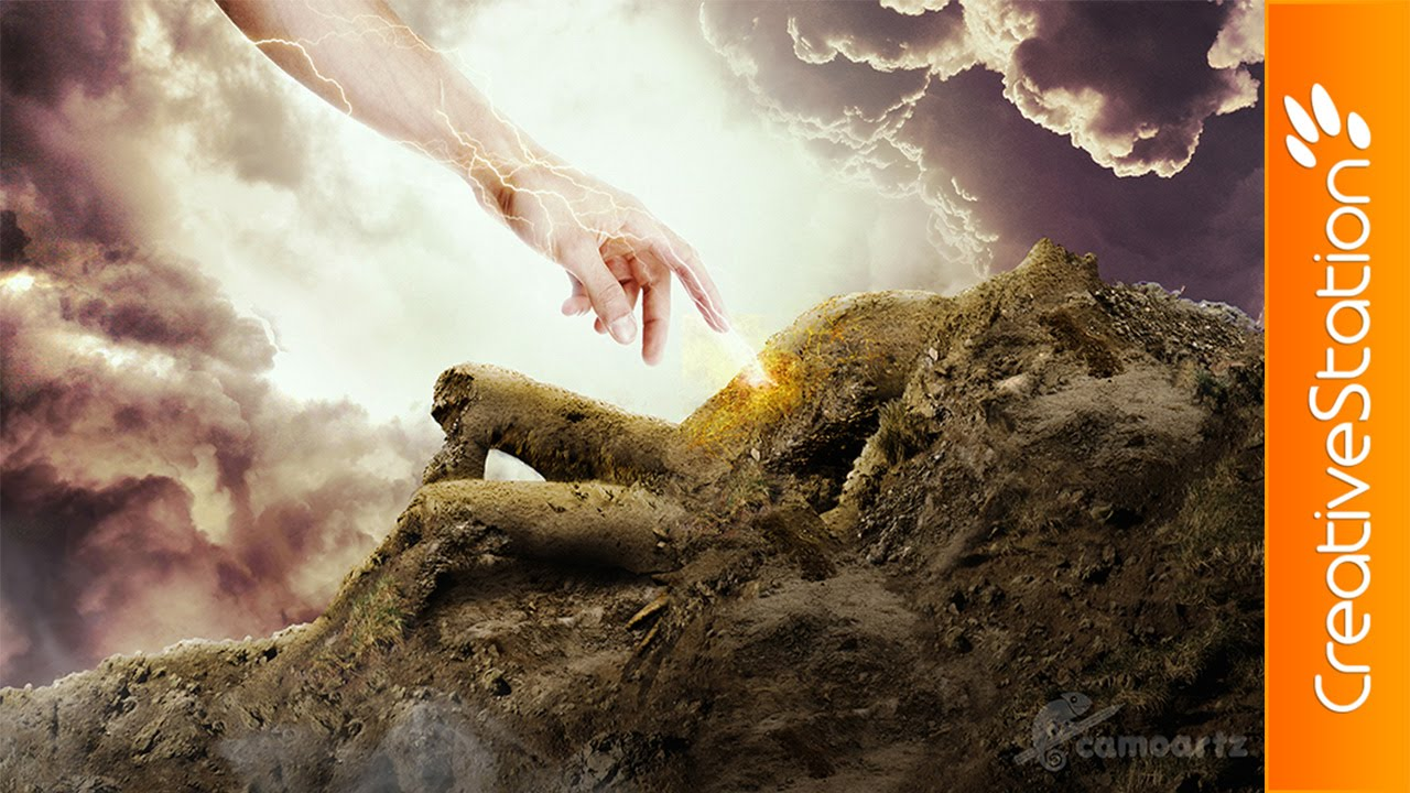 the creation of man Man: the image of god by prof john rendle-short according to the bible, the first man was perfect, made in the image of god  but that is not all man is a special creation he is different because he is made in god's image he has an original, thinking mind he is a free agent, and therefore responsible for his actions to his neighbors.